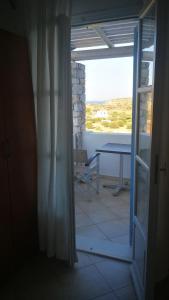 A balcony or terrace at Hotel Harama