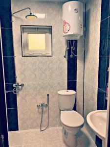 Um banheiro em Selena