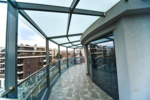 Балкон или тераса в Хотел Десита