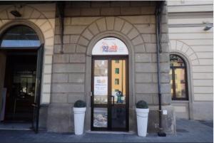 The facade or entrance of Affittacamere Casa Dane'