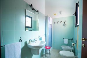 A bathroom at Albergo Residenziale Stella Dell'Est