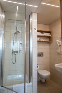Kúpeľňa v ubytovaní Hotel Pod Wawelem