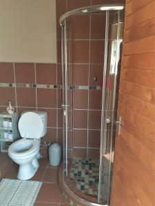 A bathroom at Rosegarden Guesthouse