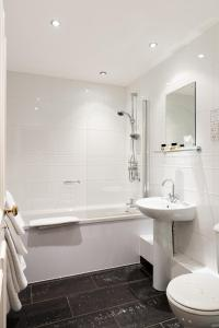 A bathroom at Beamish Hall Country House Hotel, BW Premier Collection