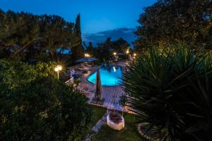 A view of the pool at Ischia Dream Sunset or nearby