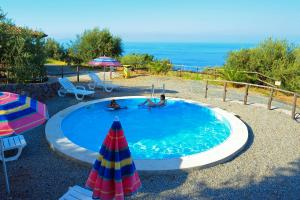 The swimming pool at or near Agriturismo Santa Margherita