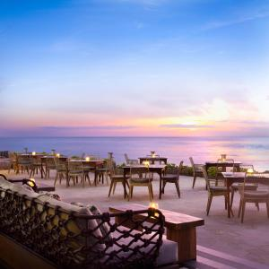 A restaurant or other place to eat at Hilton Bali Resort