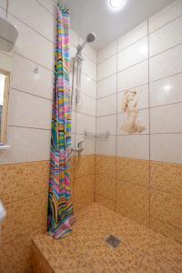 Ванная комната в LeoHotels Знаменская