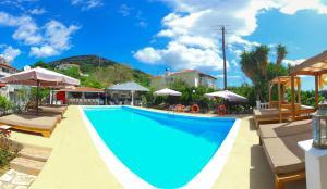 Πισίνα στο ή κοντά στο Anthis Studios