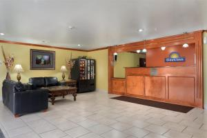 The lobby or reception area at Days Inn by Wyndham Lumberton