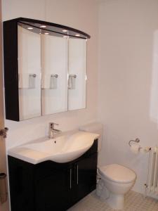 Ein Badezimmer in der Unterkunft Sylt
