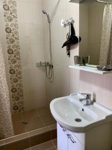 Ванная комната в Рафаэль Гостевой дом