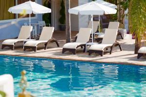 Πισίνα στο ή κοντά στο Paradice Hotel Luxury Suites