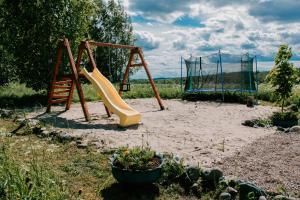 Детская игровая зона в Baza otdykha Tikhiy Bereg