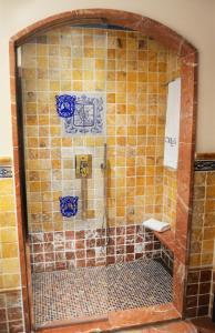 Salle de bains dans l'établissement Europe Villa Cortes GL