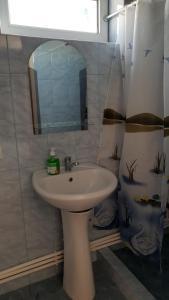 Ванная комната в Мотель 888