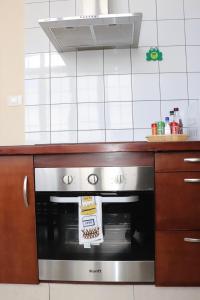 Una cocina o zona de cocina en Casa Yoel