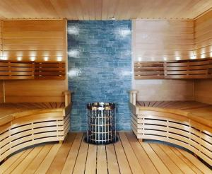Spa and/or other wellness facilities at Hotelli Rakuuna