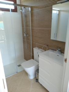 A bathroom at Casa Da Fonte