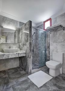 Ванная комната в Hotel Billurcu