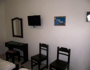 Μια τηλεόραση ή/και κέντρο ψυχαγωγίας στο Argo Pension