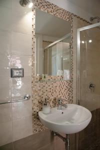 A bathroom at A Corte