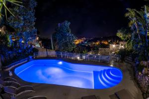 The swimming pool at or close to Ischia Dream Visions