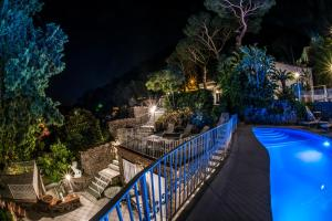 A view of the pool at Ischia Dream Visions or nearby