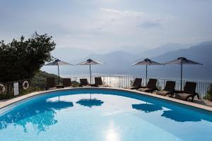 The swimming pool at or near Hotel Querceto Wellness & Spa