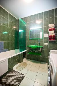 Ванна кімната в Хостел Freedom