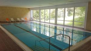 The swimming pool at or near Hotel Winterberg Resort