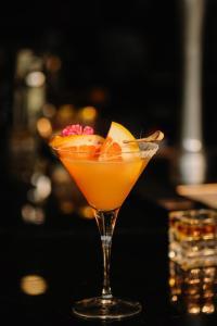 Drinks at Hotel Des Indes, CHSE Certified