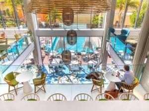 Ristorante o altro punto ristoro di Novotel Monte-Carlo