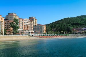 Плаж в или близо до хотелския комплекс