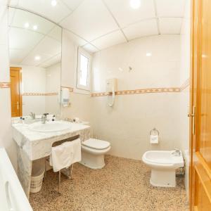 Un baño de Hotel Arena Prado