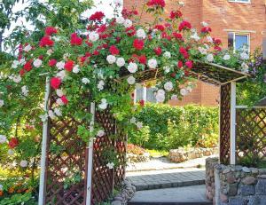 Сад в Гостевой дом У Башни