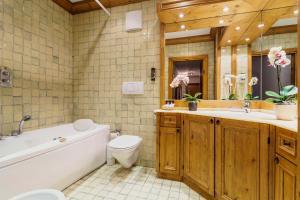 Un baño de Hotel Aquila