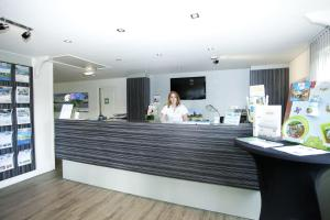 The lobby or reception area at ES Comfort 5 personen