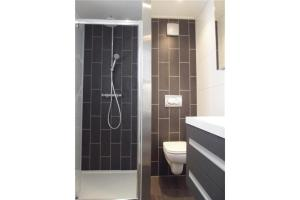 A bathroom at ND Deluxe 5 personen