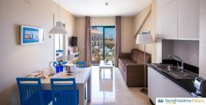 Ett kök eller pentry på Benalmadena Palace Spa