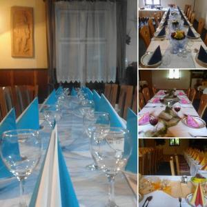 Restaurace v ubytování Penzion Na Bařinách