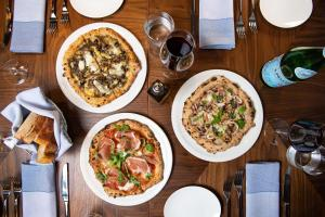 Lunch and/or dinner options for guests at Hamilton Hotel - Washington DC