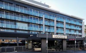 Edificio en el que se encuentra el hotel