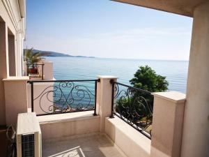Балкон или тераса в Ashram Hotel