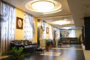 Лобби или стойка регистрации в Vanatur Hotel