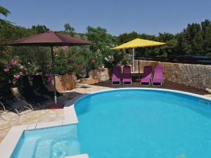The swimming pool at or close to Apartments Zen