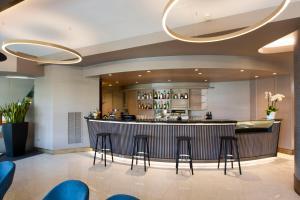 Salone o bar di SHG Hotel Verona