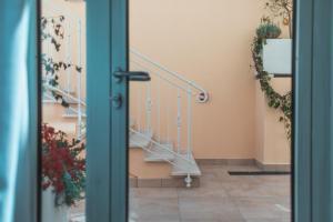A bathroom at Fiore Di Maggio