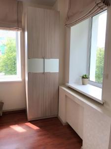 Общий вид из апартаментов/квартиры