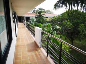 Балкон или терраса в Hotel Boutique Duranta